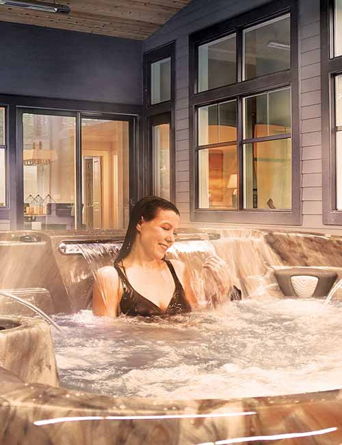 Luxury Hot Tubs from Coast Spas