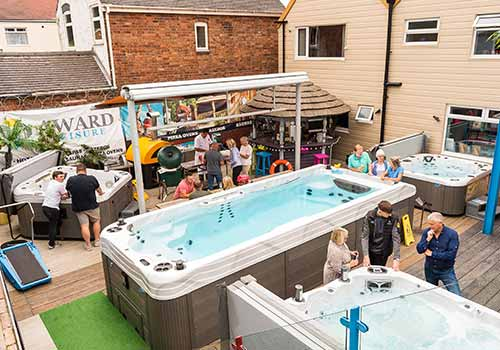 Award Leisure Hot Tub Superstore